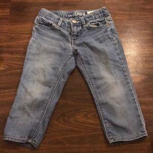 Kids Gap jeans size 5 regular GUC very soft